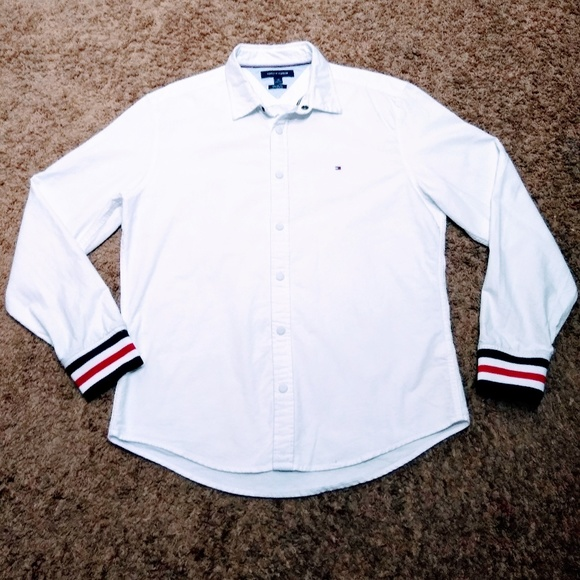 Tommy Hilfiger Other - Tommy Hilfiger Casual Shirt L
